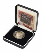 2005 Silver Proof Piefort £2 Gun Powder Plot